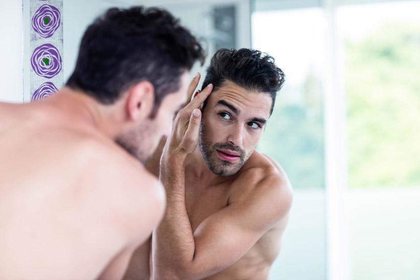 Perte de cheveux : mésothérapie
